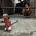 Живые куклы Джакарты