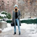 Стильная уличная мода