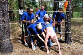 Корпоративный тимбилдинг: так рождается команда