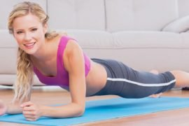 Упражнения для похудения спины: рекомендации