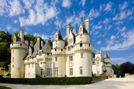 Десять прекраснейших замков Долины Луары