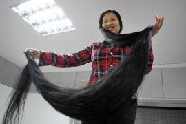 Самые длинные волосы в мире – ФОТО рекордсменок